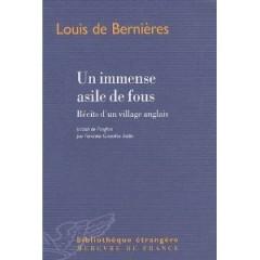 louis de bernières,excentriques,england
