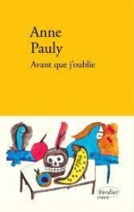 anne pauly,prix du livre inter 2020