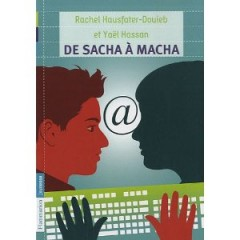 roman épistolaire (par mails),rachel hausfater,yaël hassan