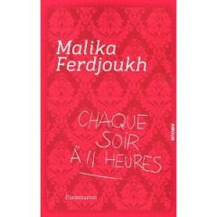 malika ferdjoukh,adolescence,mystère,amour