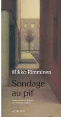 mikko rimminen,roman finlandais,déjantée