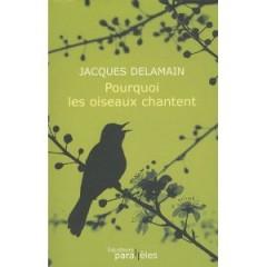 jacques delamain,oiseaux