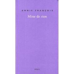annie françois,françois chaslin