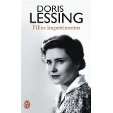 doris lessing,relations mèrefille
