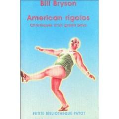 bill bryson,chroniques